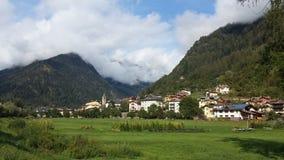 Cusiano - Val di Единственн - Trentino Стоковое Изображение RF