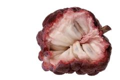 Custard Apple Closeup  Stock Photography