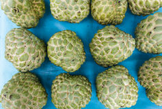 Custard apple in thailand Royalty Free Stock Photography