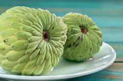 Custard apple. Stock Image