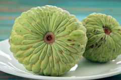 Custard apple. Royalty Free Stock Images