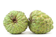 Custard apples Royalty Free Stock Images