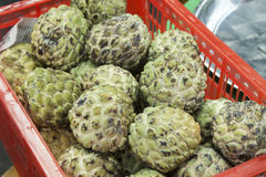 Custard apples Stock Images