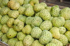 Custard apples Royalty Free Stock Image