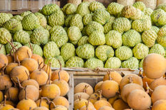 Custard apples Stock Photography