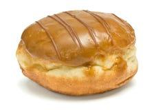 Custard Filled Dougnut Royalty Free Stock Photos