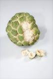 custard jabłczana owoc Obraz Royalty Free