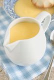 Custard Royalty Free Stock Images