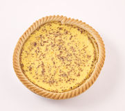 Custard Tart Stock Photography
