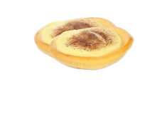 Custard tarts Stock Photo