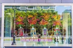 Custo store, Barcelona Stock Photos