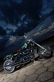 Custom bike Royalty Free Stock Photography