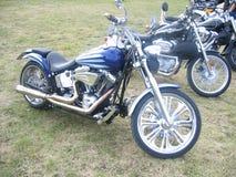 Custom bike Stock Photos
