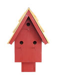 Custom built birdhouse Royalty Free Stock Photo