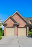 Custom built house. Royalty Free Stock Photo