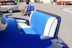 Custom Car: 1937 Chevy - Rumble Seat Stock Photos