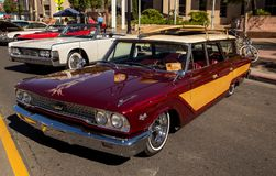 Custom car royalty free stock images