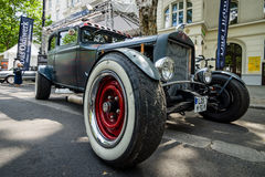 Custom car, Hot Rod. Royalty Free Stock Photos