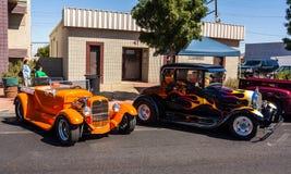 Custom cars Stock Images