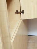 Wardrobe cabinets Stock Image