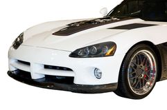 Custom Dodge Viper Royalty Free Stock Photography