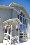 Custom Home Stock Photography