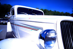 Custom hot rod Royalty Free Stock Photography