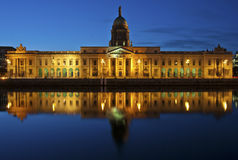Custom house Royalty Free Stock Images