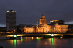 Custom House Royalty Free Stock Photography