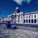 Custom House in Dublin