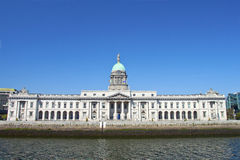 Custom House, Dublin, Ireland. Stock Image