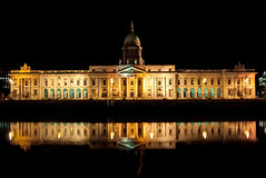 The Custom House, Dublin, Ireland Stock Image