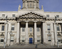 Custom House - Dublin, Ireland (Irland) Stock Images