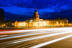 Custom House in Dublin, Ireland Royalty Free Stock Images
