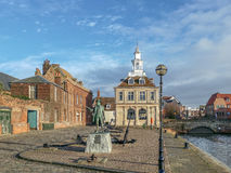 Custom House King`s Lynn stock image