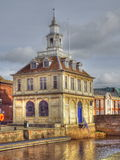 Kings Lynn Custom house Royalty Free Stock Photos