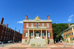 Custom House, Salem, Massachusetts Stock Images