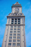 Custom House Tower Stock Photos