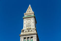 Custom House Tower Stock Photography