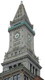 Custom House tower Royalty Free Stock Image