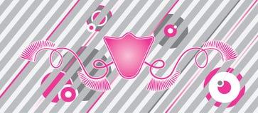 Custom illustration Royalty Free Stock Images