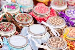 Custom jars Royalty Free Stock Photo