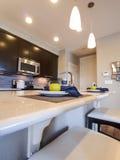 Custom Kitchen Royalty Free Stock Photo