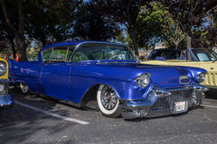 Custom lowrider Royalty Free Stock Photo