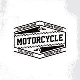 Custom motorcycle chopper bike Royalty Free Stock Photo