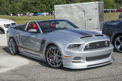 Ford mustang Royalty Free Stock Photography