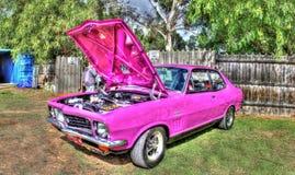Custom painted 1970s Holden Torana Stock Photos