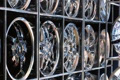 Custom Rims stock image