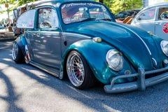Custom VW Bug Royalty Free Stock Photos