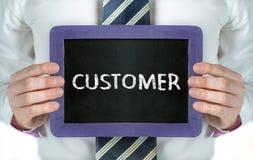 Customer Royalty Free Stock Photo